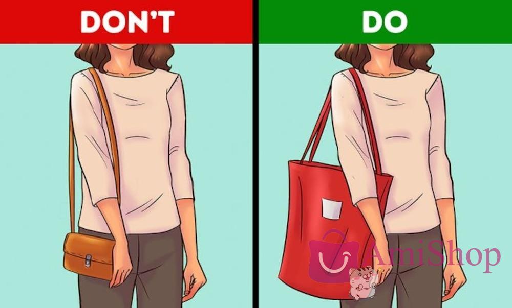 Làm thế nào để chọn túi xách hoàn hảo với hình dáng cơ thể của bạn? Ảnh 4